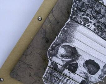 Skeleton Royale Pin Sculpture