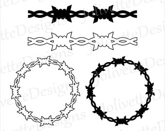 Barbed Wire Art Etsy