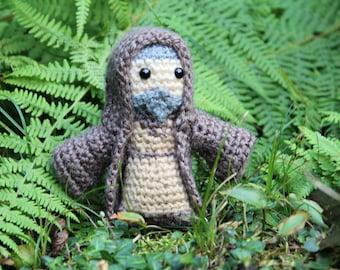 Star Wars Obi-wan Kenobi crochet amigurumi