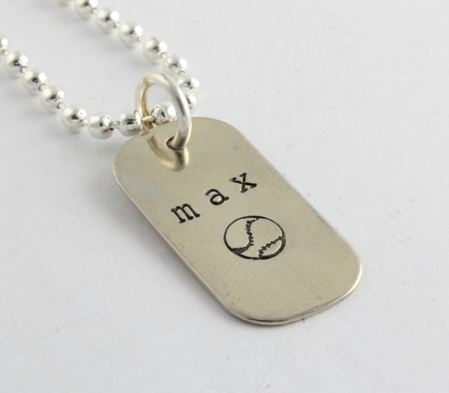 mini yankees gold silver baseballfanstore sterling baseball with full s ff fanstore little mlb new aj york woo women necklace alex pendant addition