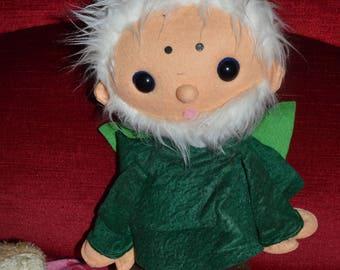 Sandman soft toy. Mr Sandman doll.
