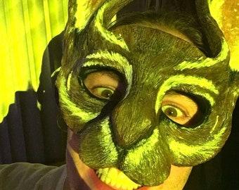 Hare, adult costume, Animal mask, jackalope option, masquerade mask, spirit mask, totem, Rabbit, desert, large ears, bunny mask, Easter