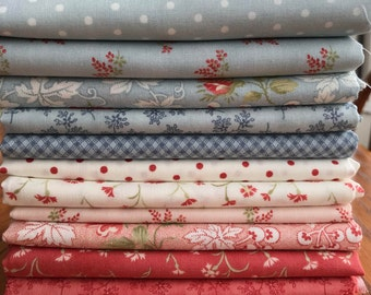 Victoria Fabric Bundle by Three Sisters from Moda