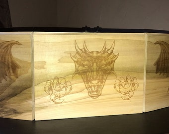 Dragon Dungeon Screen