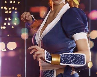 Dood of levend 5 Kasumi cosplay afdrukken