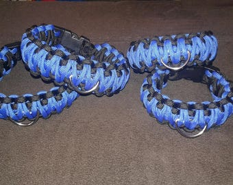 Wrist and ankle restraints
