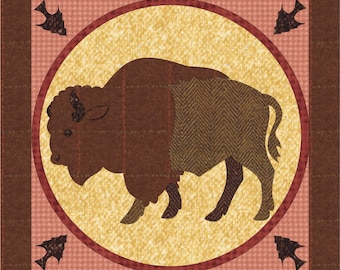 Bison of the Plains