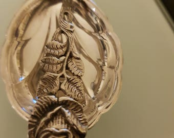 Silver Cutlery Pendant