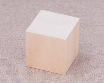Building blocks Wooden block Wood baby blocks Wood craft blocks Stacking blocks Wooden cube Unfinished blocks Wood block Wood blocks
