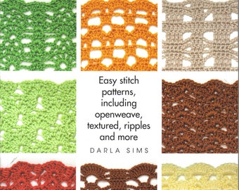 100 Quick & Easy Crochet Stitches ~  Crochet Book  ~ 92 pages long  ~  Annie's ~ Reference Book