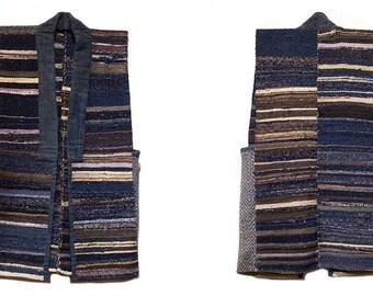 Sakiori Farmer's Cotton Vest - FREE SHIPPING