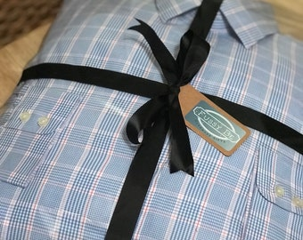 Shirt Memory Cushion (With Collar and Cuff)