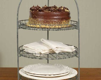 Three-Tier cake stand