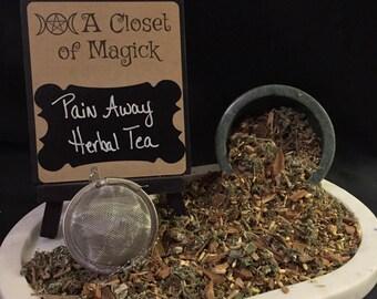 Pain Away Herbal Tea
