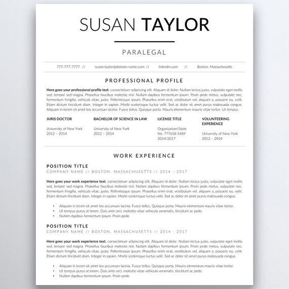 Rechtsanwalt Lebenslauf Vorlage rechtliche Lebenslauf