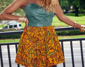 Contemporary African Fabric Designs