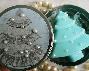Tiffany Tree Soap