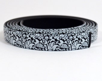 10mm Flat Vinyl - Psychedelic Pattern - FNT10-3 - Choose Your Length
