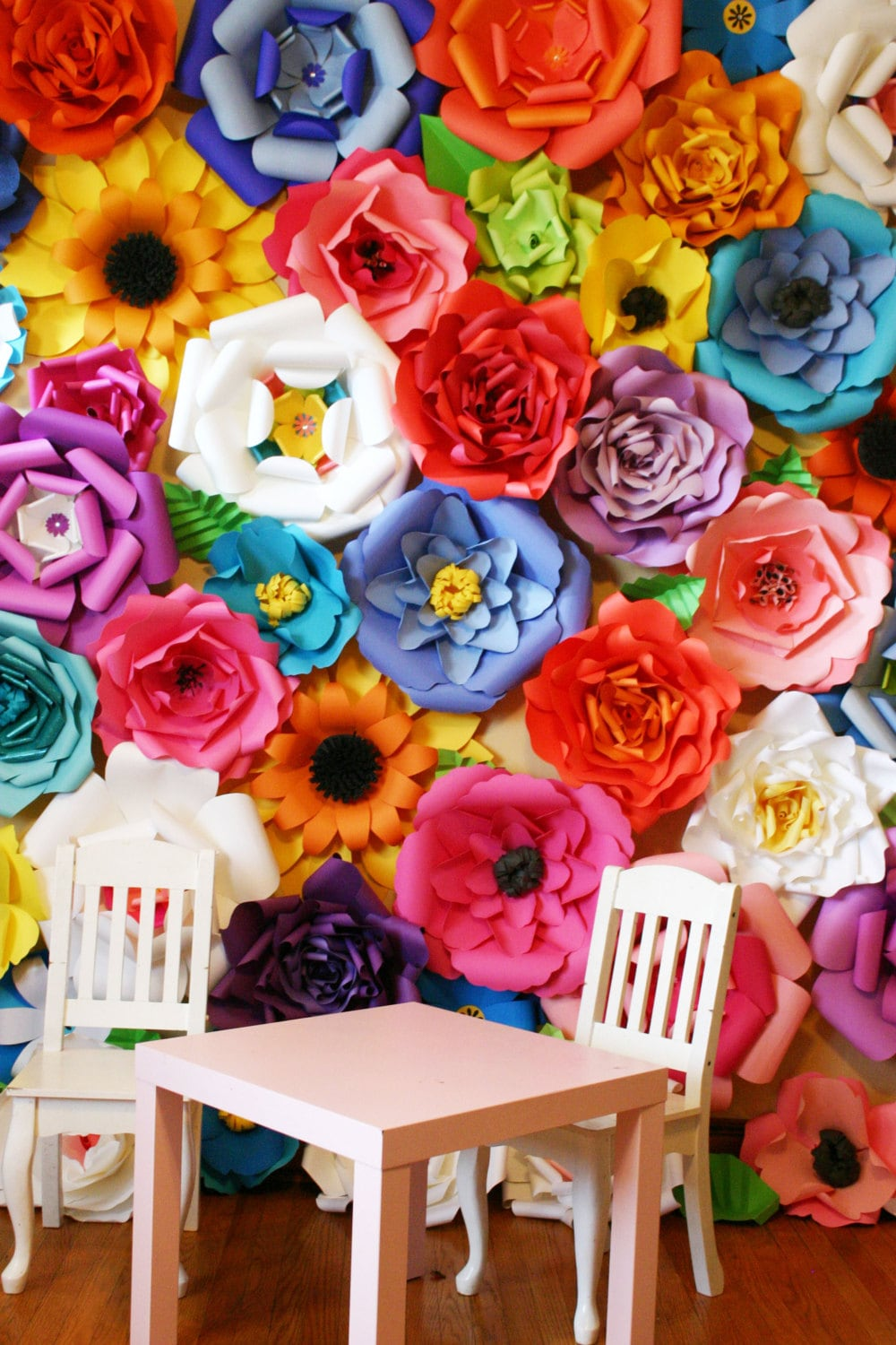 Spring paper flower backdrop paper flower backdrop giant paper spring paper flower backdrop paper flower backdrop giant paper flowers wall paper flower wall wedding wall wedding arch mightylinksfo