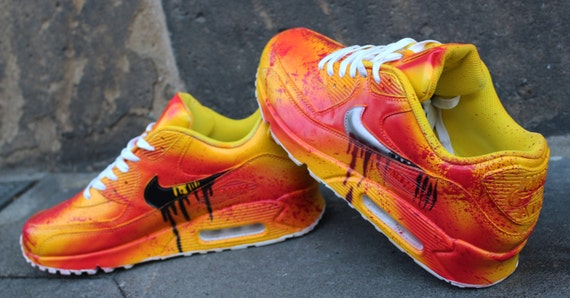 nike air max 90 graffiti