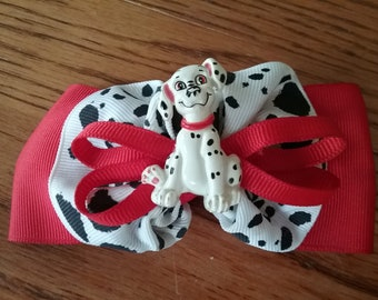 Dalmations Barrette/ Hair Ornament