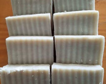Mens scented shampoo and body bar soaps