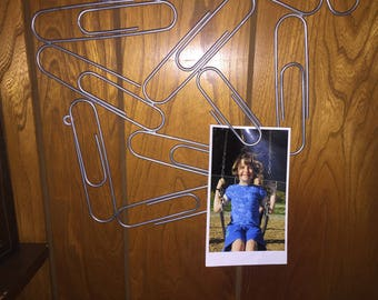 Jere style Paper Clip Wall Sculpture