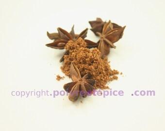 STAR ANISE, powder