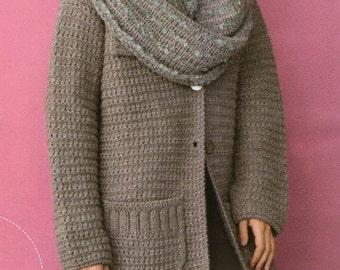 Shabby Chic Coat
