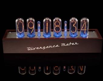 NIXIE Tubes Clocks IN-18 Large 6 Tubes