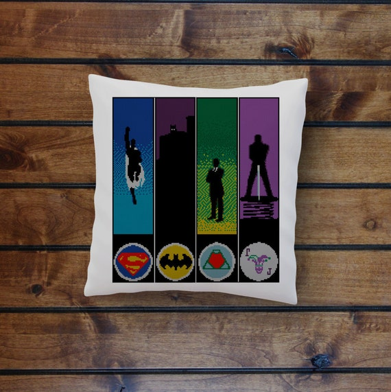 Bookmark Superman Vs Lex Luthor Batman Vs The Joker Logo Dc