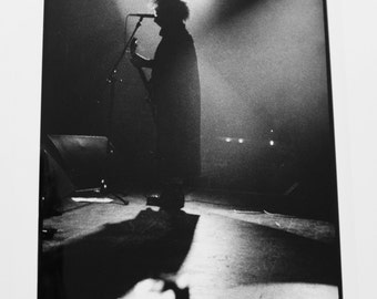 The Melvins Limited Edition Original Darkroom Print by Greg Neate - ATP 2004
