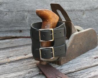 Full Grain Leather Armband
