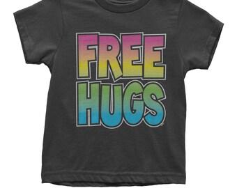 Free Hugs Youth T-shirt