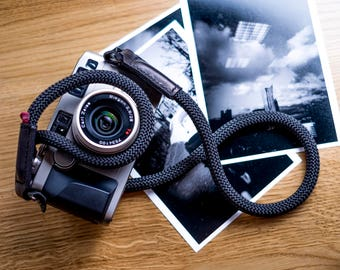 Stroppa  Active - rope and leather camera strap