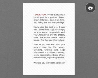 Funny valentine love anniversary card for boyfriend funny sexy valentine love anniversary card for boyfriend girlfriend husband m4hsunfo Images