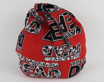 Reversible Japanese Knot Bag