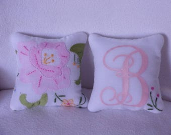 1:6 Barbie Pillows (two) for Barbie & Blythe