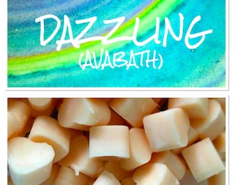 20 Dazzling/ Avo lush dupe wax melts/ lush dupe/ soy wax/ highly scented/ handmade
