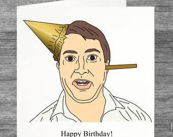 Peep Show   Mark   Happy Birthday