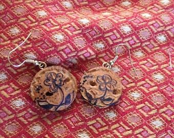 flower, gourd jewelry