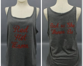 Red Hot Mama Widespread Panic Lot Shirt