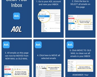 Clean Your Inbox - AOL
