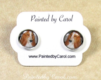 Custom Pet Photo Earrings, Your Photo Jewelry, Personalized Earrings, Pet Memorial Gift, Dog Mom Gift, Cat Mom Gift, Custom Earrings