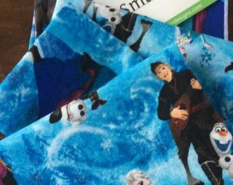 Elsa, Ana and the Gang Cloth Napkin by Smartkin