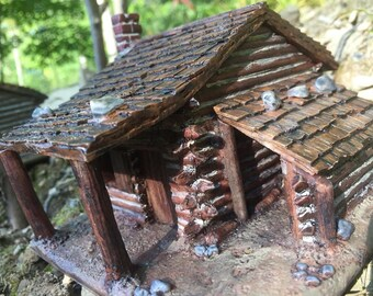 Wooden Cabin #2