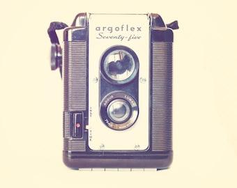 Appareil photo Vintage - 8 x 10 photo - la Argoflex - fine art print - cadeau - photo appareil photo - photographie d'époque pour photographe