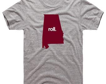 Alabama Roll Tide Home shirt
