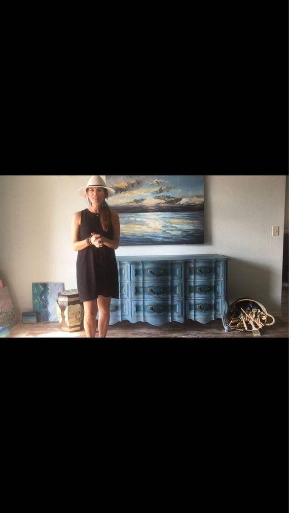 Tutorial Staging Furniture 101 One Dresser Styled Three Ways