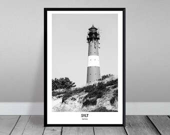 Sylt-Lighthouse Hörnum (XXL & XXXL)